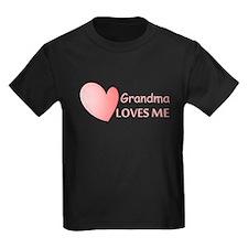 Grandma Loves Me T