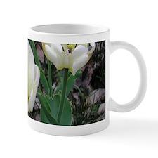 White Tulips Small Mug