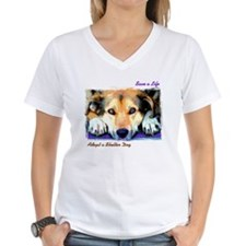Save a Life - Adopt a Shelter Shirt