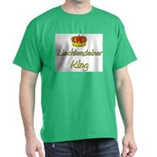 Liechtensteiner King T-Shirt