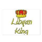 Libyan King Postcards (Package of 8)