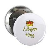 "Libyan King 2.25"" Button"