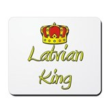 Latvian King Mousepad