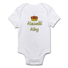 Kuwaiti King Infant Bodysuit