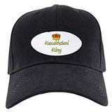 Kazakhstani King Baseball Hat