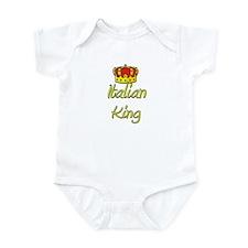 Italian King Infant Bodysuit