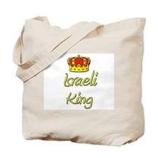 Israeli King Tote Bag