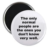 "Cute Quote 2.25"" Magnet (10 pack)"