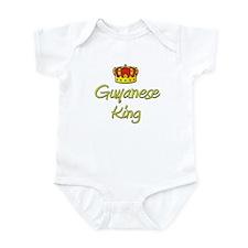 Guyanese King Infant Bodysuit