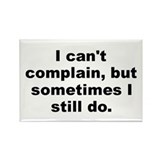 Funny I can't Rectangle Magnet (10 pack)