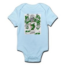 Lewis Coat of Arms Infant Creeper