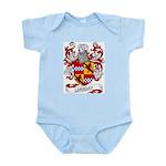 Lindsay Coat of Arms Infant Creeper
