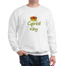 Cypriot King Sweatshirt