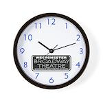 WBT Wall Clock