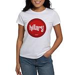 Hillary Bullseye Women's T-Shirt