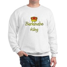 Burkinabe King Sweatshirt
