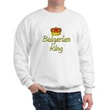 Bulgarian King Sweatshirt