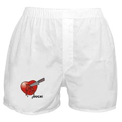 Heartless Valentine Boxer Shorts