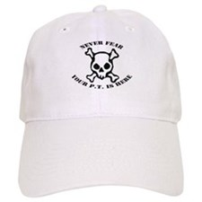 Never Fear Baseball Cap
