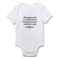 Neutral Quote Onesie