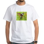 Hummingbird White T-Shirt
