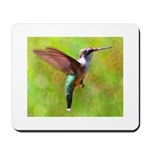 Hummingbird Mousepad