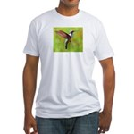 Hummingbird Fitted T-Shirt