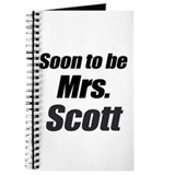 Soon to be mrs. Scott Journal