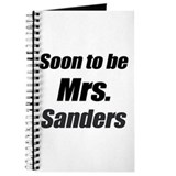 soon to be mrs. Sanders Journal