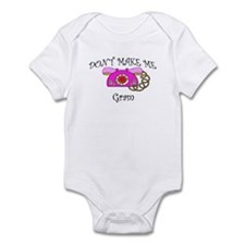 Call Gram with Pink Phone Infant Bodysuit