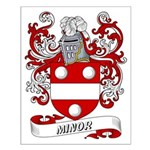 Minor Coat of Arms Small Poster