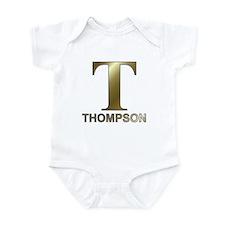 Gold T for Fred Thompson Infant Bodysuit
