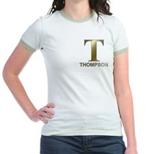 Gold T for Fred Thompson T