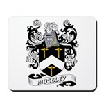 Moseley Coat of Arms Mousepad