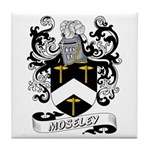 Moseley Coat of Arms Tile Coaster