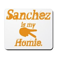 Cute Team sanchez Mousepad