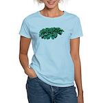 Blue Hosta Women's Light T-Shirt