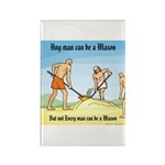 The Ruffians Rectangle Magnet (10 pack)