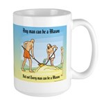 The Ruffians Large Mug