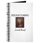 Jesus is coming! Look Busy! Journal