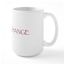Be the Change Mug