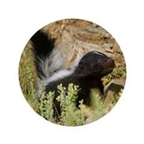 "Skunk 3.5"" Button"