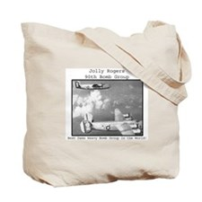 WWII - 90th Bomber Group Tote Bag