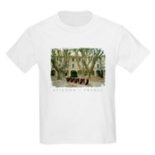 Avignon Courtyard T-Shirt
