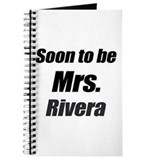 Soon to be mrs Rivera Journal