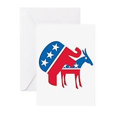 Anti-Democrat Greeting Cards (Pk of 10)