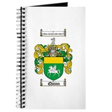 Quinn Family Crest Journal