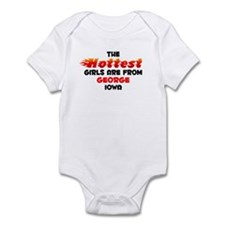 Hot Girls: George, IA Infant Bodysuit
