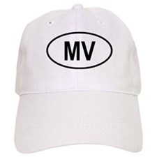 Maldives Oval Baseball Cap