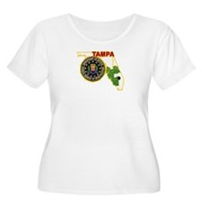 Tampa FBI T-Shirt
